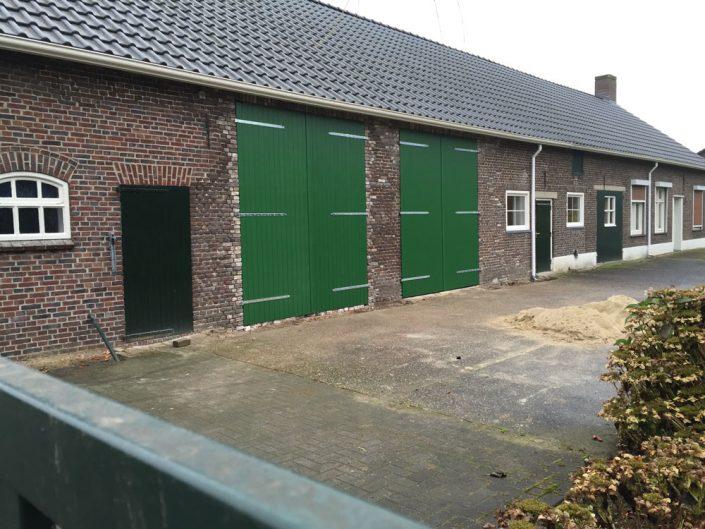 Renovatie Timmerbedrijf Weert